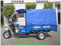200cc German technology new model cargo motorcycle