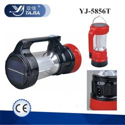 YAJIA DP YAGE YJ-5856T 1W+24SMD Rechargeable Lantern/led flashlight