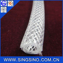 free samples/plastic products/flexible reinforced clear pvc hose pipe