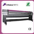 X-Roland 3.2m interior / exterior impresión de fotos digitales precio de la máquina
