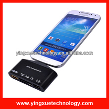 USB OTG SD Card Reader HDMI Adapter Camera Connection kit for Galaxy S4 S3 Note 2