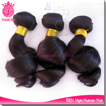 quick shipping best dream weave hair 100% human weaver hair