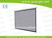 new style black projection screen fabric