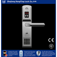 FACTORY SUPPLY!! High Security CE Certificated Digital Keypad Door Lock card and keypad smart door lock