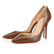 Europen Style Paris Designed High heels Women High Court Shoes