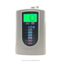 Fast shipping Kangen Alkaline water ionizer(Japan Tech,China made) +built-in NSF filter+pH tester(one box)gifted