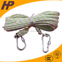 PA66 6mm white nylon rope