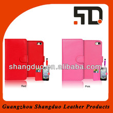 Best Selling Customizable Colourful PU Leather Phone Case