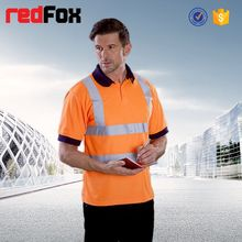 reflective safety t shirt football