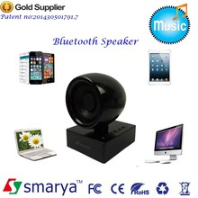 China hot New Fashional portable speaker cabinets, bluetooth 4.0 active speaker 1 channel