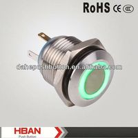 CE ROHS lamp switch