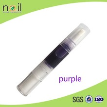 Wholesale purple nail nutrition oil pen and nail care cuticle oil pen or softener pen