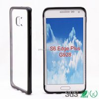 NEW ARRIVE PC + TPU 2 in1 mobile phone case for samsung s6 edge plus