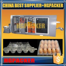 HGMF-600B HGPACKER MADE China best supplier disposable plastic egg tray machine