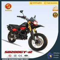 Good Sale 200CC Dirt Motorcycle For Sale SD200GY-12