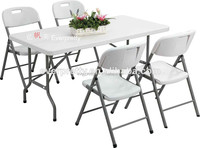 Wholesale prices plastic tables and chair,sale cheap plastic tables and chair,folding picnic table plastic chair
