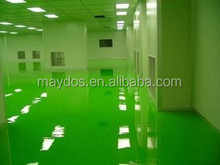 Maydos scratch resistant epoxy resin coating for juice factory floor