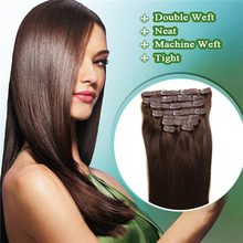 120g 150g 220g Remy Quad Weft Grey Color Afro Kinky Curly Clip in Hair Extension for African American