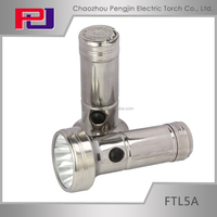 FTL5A/FTL5B High quality led torch light flashlight