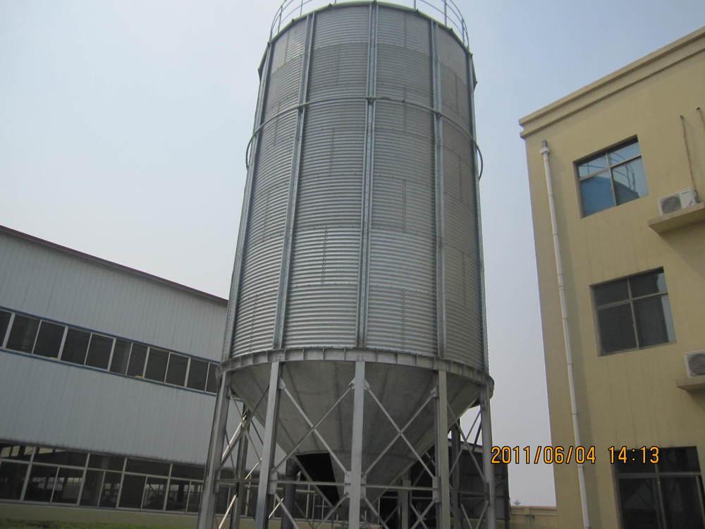 Hot Sale 1000 Tons Grain Storage Silo Used Maize Buy