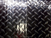 pointer pattern aluminum checker plate based on cheap price but high quality