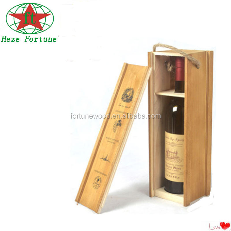 Customizable wooden wine gift crates for sale buy wine for Where to buy used wine crates