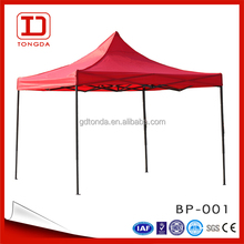 Custom folding tent China top manufacturer powder coated field and stream tents