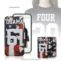 Hot sale flag korean mobile cell phone tpu case for iPhone 6
