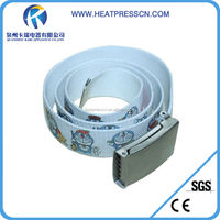 sublimation belt,dye sublimation blank belt
