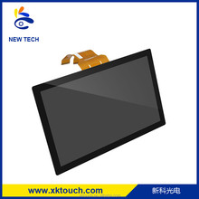 1366*768 resolution 16:9 format 15.6 inch LCD touch screen module capacitive
