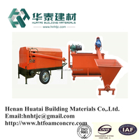 Easy Operation High Quality Cellular Concrete Foam Cement Machine