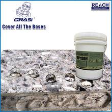 silicio orgánico de material de impermeabilización para techo de concreto