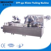 DPP-350 Vial Blister Sealing Machine Manufacturer