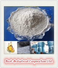 Activated bleaching earth for soya bean oil with high decolorizing ability
