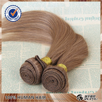 Factory price balayage remy hair chocolate, saga remy hair extensions