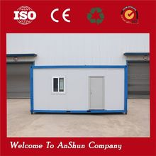 Real estate products prefabricated shipping container house with for