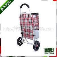 juxin hand trolley two wheel fine jewelry retail