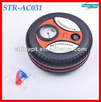 Car Air Compressor Price For Car With Gauge