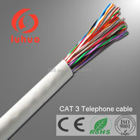 10 Number of Conductors and Cat 3 Type telephone cable
