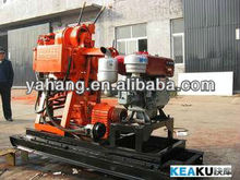 surface exploration drilling rigs YH-130Y 50m,100m,130m deep