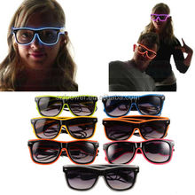 Newly tropical party sunglass/Cheap party sunglasses/Bright sheer tropical party sunglasses