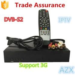 mini dvb-s2 satellite tv receiver for africa mpeg-4 satellite finder meter globo HD405