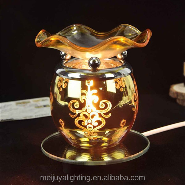Wholesale Electric Warmers ~ Wholesale electric oil warmer glass essential burner