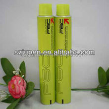 Aluminum Collapsible Tube For professional salon hair color cream