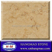 Hot sale Sunny Beige marble tile with factory
