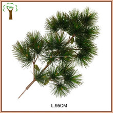 artificial big pine tree branch for pine tree make