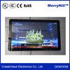 Kiosk Advertising Monitor 15/17/19/22/24/26/32 inch Industrial Digital Signage LCD Display