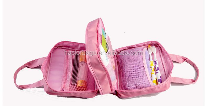 Pliage voyage sac de toilette, Voyage sac cosmétique