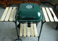 """22"""" X22"""" square/hamburger BBQ GRILL with side table"""