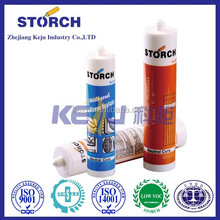 Acetic mould-proof, China manufacturer non-toxic glass silicone sealant